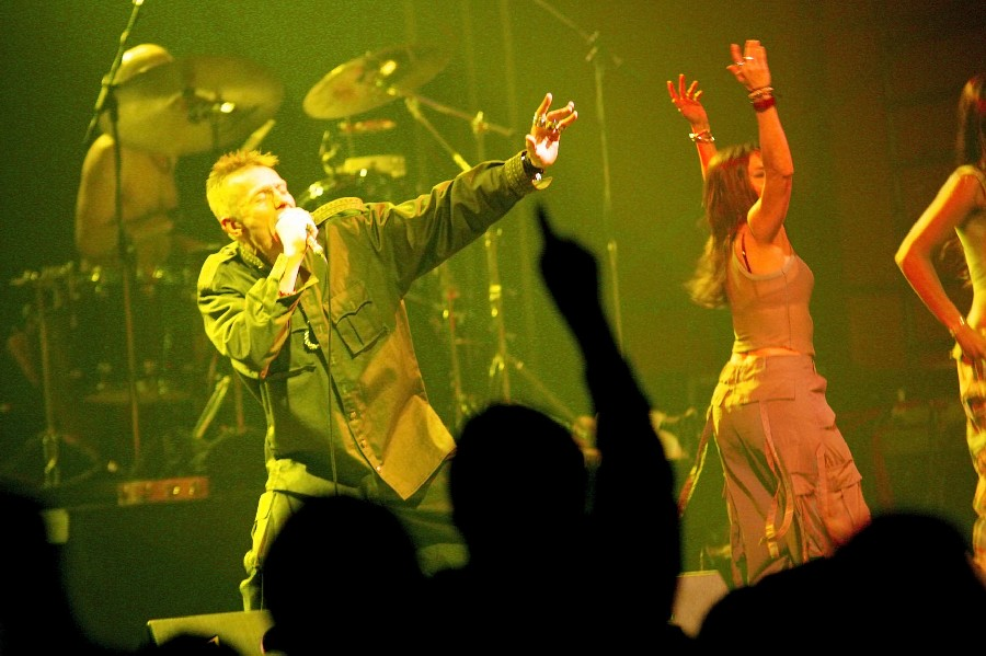 RETRO: První pražský koncert Stereo MCs v roce 2003