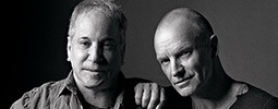 Sting a Paul Simon společně na pódiu: v březnu dorazí i do Prahy