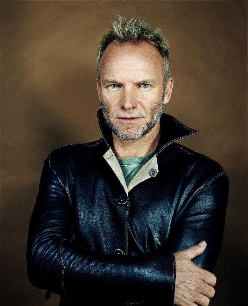 Sting slaví čtvrtstoletí sólo, v únoru dorazí do Prahy