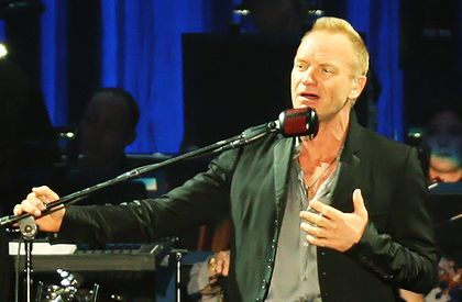 Sting slaví 25 let na scéně, vydá raritní koncertní DVD a tři alba