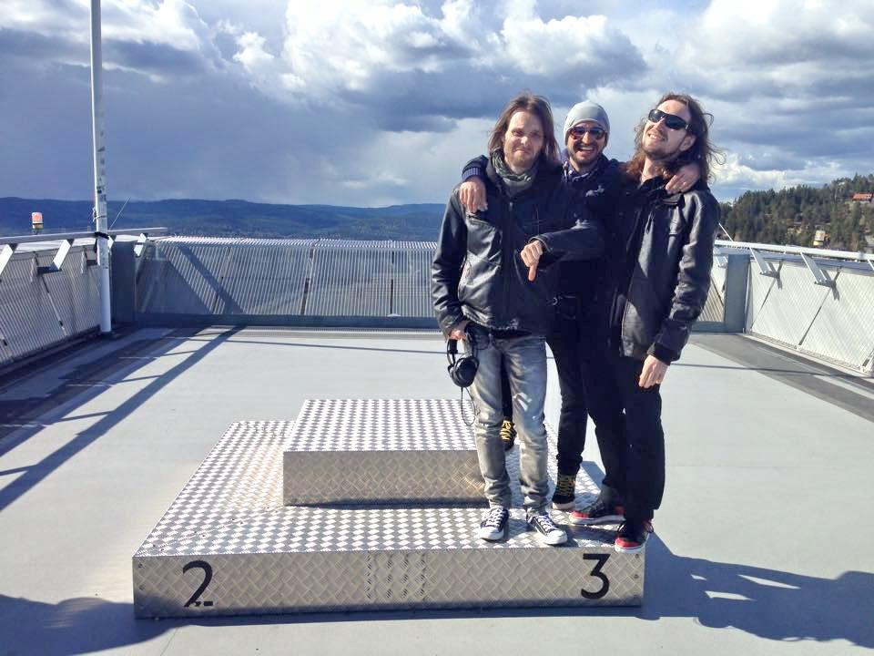 ROCKBLOG: Michal Skořepa (Stroy) - Oslo, otřes se!