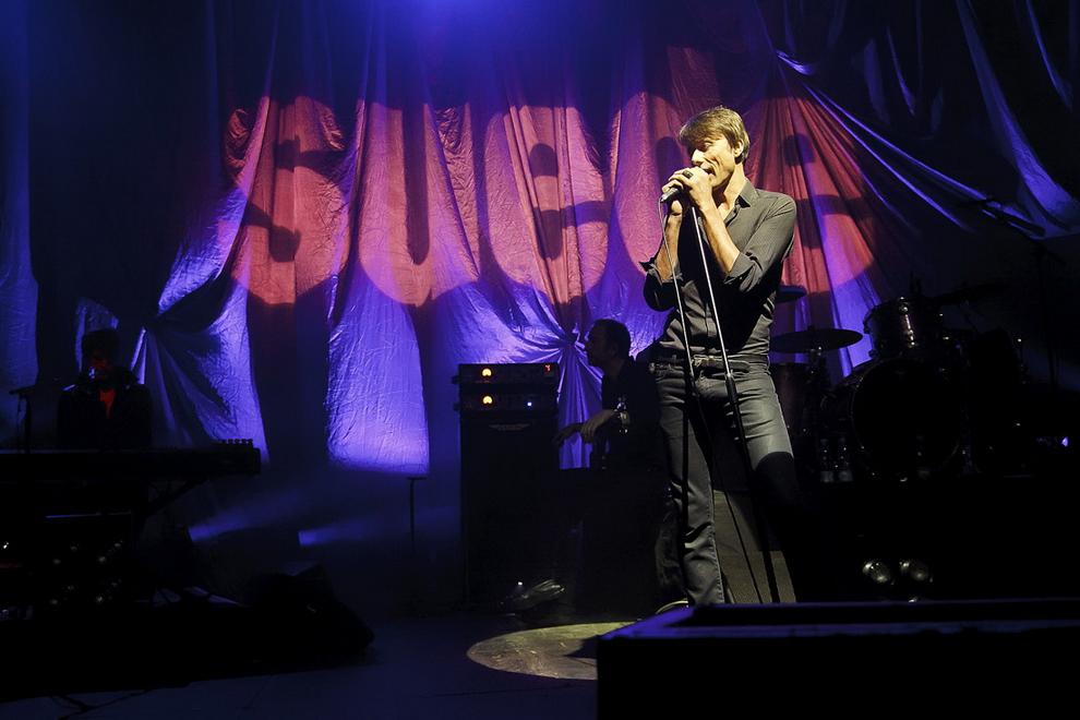 LIVE: Premiéru Suede v Česku ovládl živel Brett Anderson