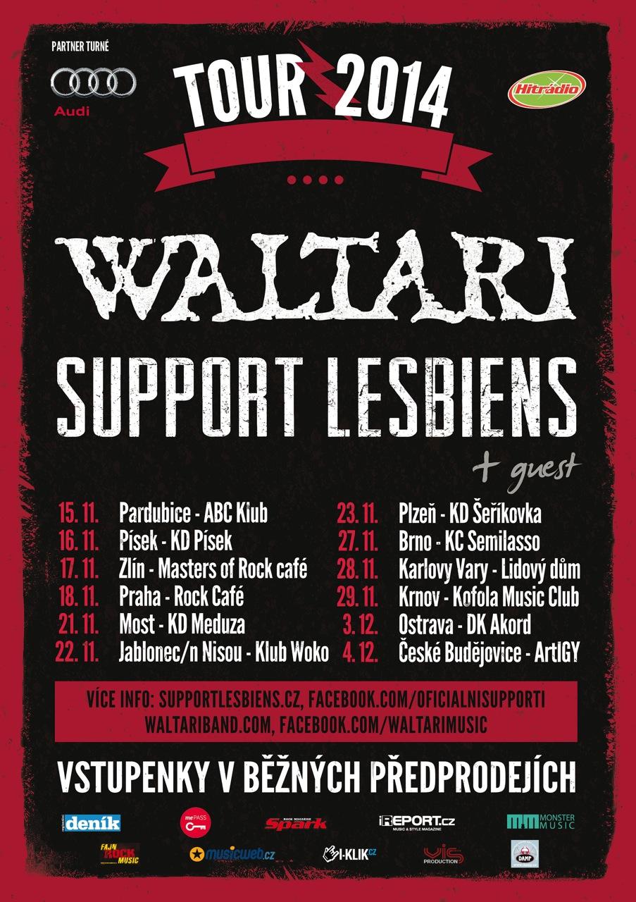 Support Lesbiens interview: Umlčeli jsme i chronické kritiky