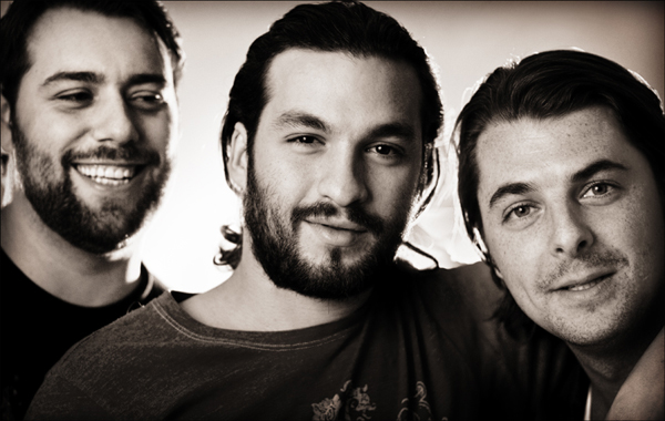 Swedish House Mafia chystají remix pro Coldplay