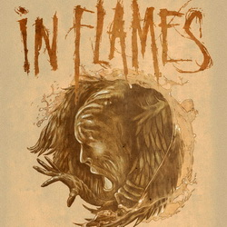 In Flames poster2014
