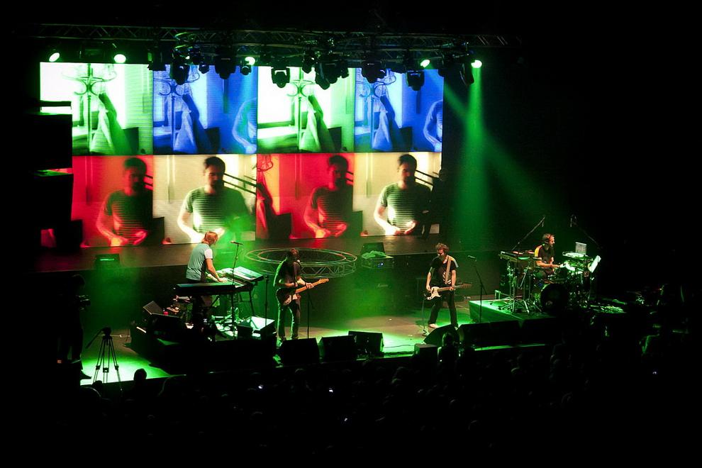 LIVE: Tata Bojs zachránili koncert předem odsouzený k záhubě