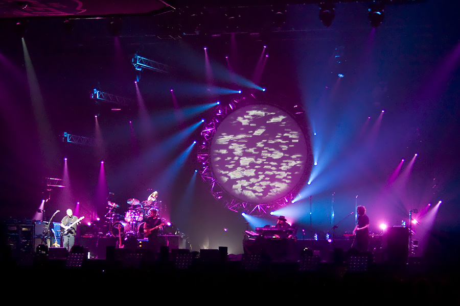 LIVE: Vzpomínka na Pink Floyd, lasery a psychedelická zvířátka