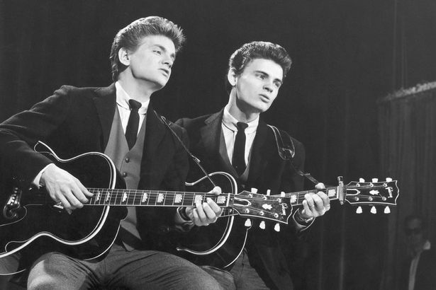 Zemřel Phil Everly, polovina slavného dua The Everly Brothers
