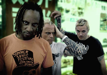 The Prodigy si vzali do parády song od Foo Fighters