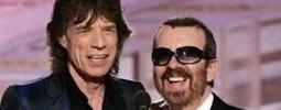 Mick Jagger, Dave Stewart, Joss Stone a Damian Marley spolu