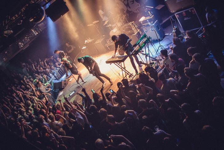 LIVE: The Sounds zazdil příšerný zvuk