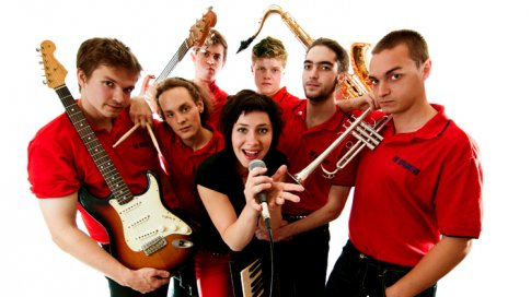 The Spankers se vrátili z Brazílie a vyjíždí na turné