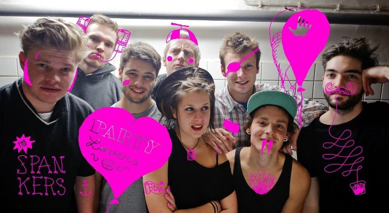 EXKLUZIVNĚ: The Spankers zapařili s brazilskými tanečnicemi