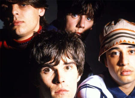 Lístky na koncerty Stone Roses se prodaly za čtvrt hodiny