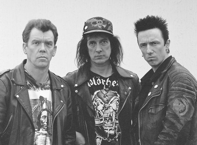Punk's not dead: konec ledna bude patřit The Vibrators