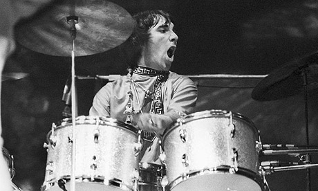 SMRT SI ŘÍKÁ ROCK'N'ROLL: Keith Moon (103.)