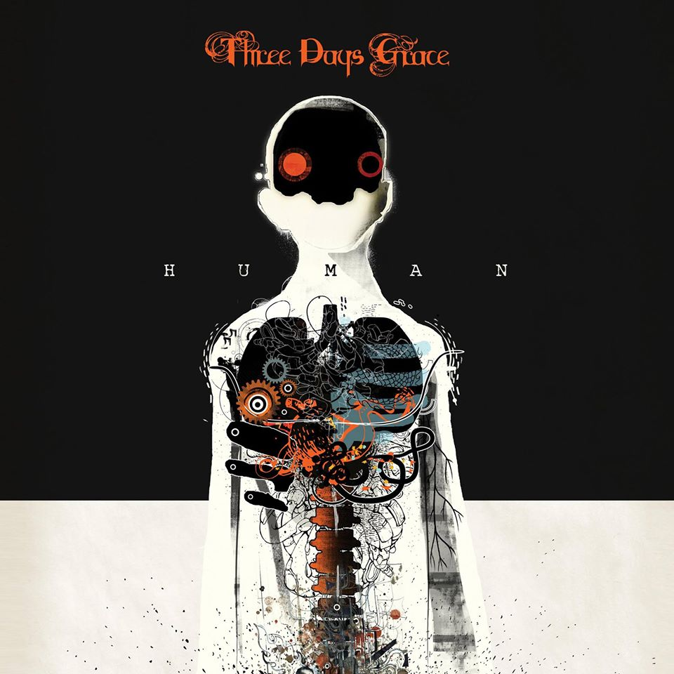 Three Days Grace Human