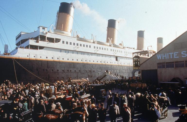 Velkolepá show Titanic Live se už tuto neděli představí v Praze