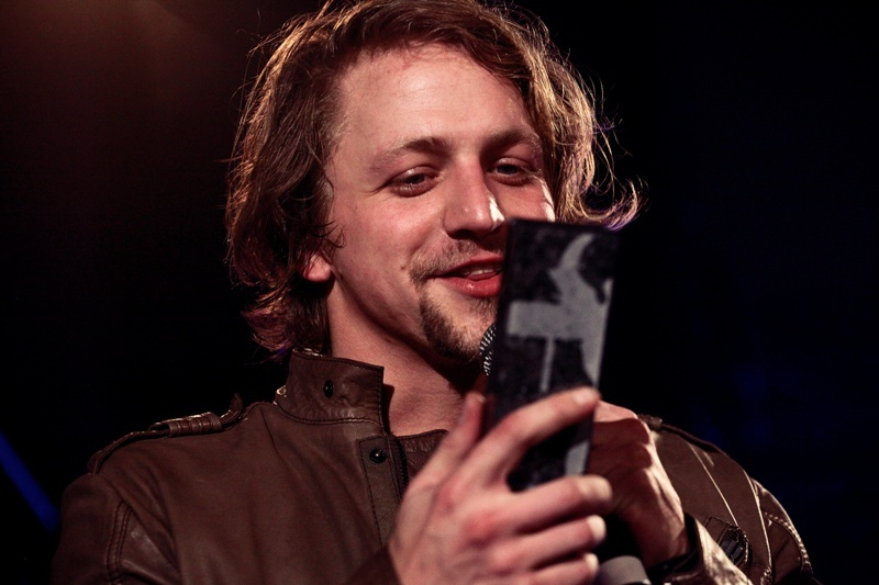 Vítězové ankety Žebřík 2011 Tomáš Klus a Nightwork budou hvězdami festivalu Hrady.cz