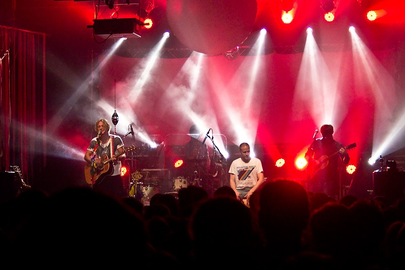 LIVE: Tomáš Klus má silnou cílovou skupinu