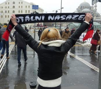 ROCKBLOG: Totální nasazení o turné v Turecku (I.)