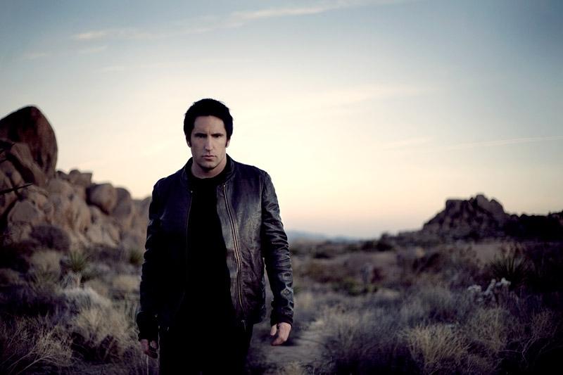 Trent Reznor z Nine Inch Nails: Spirální gladiátor
