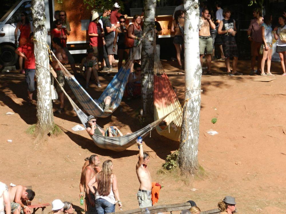 Trutnov Open Air: Korn dobyli Bojiště, došlo i na dudy