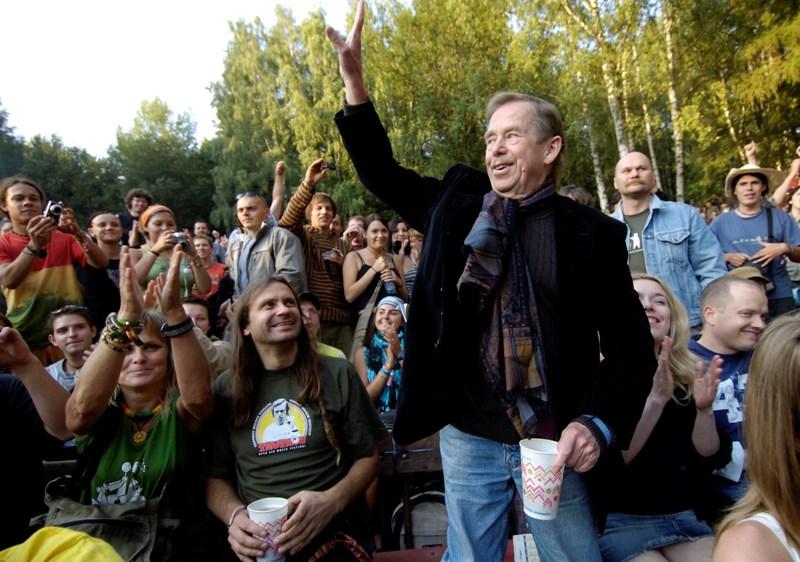 Open Air Festival Trutnov prozrazuje plány, bude oslavovat Václava Havla a Magora