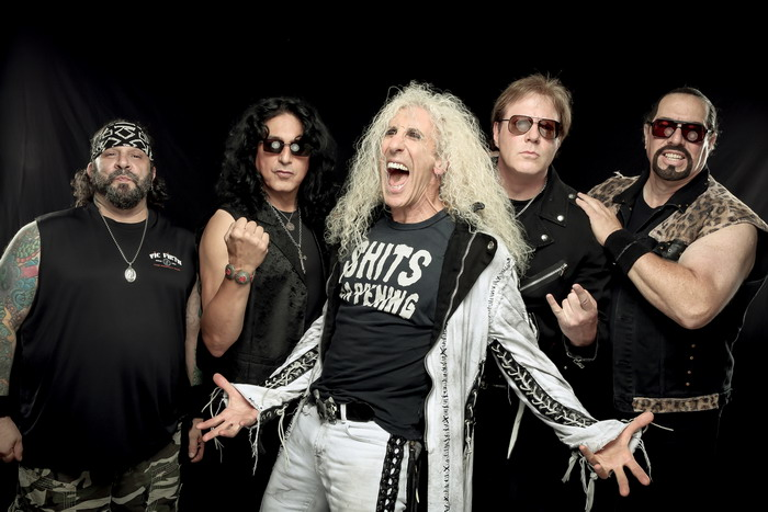 TWISTED SISTER Tim Tronckoe full