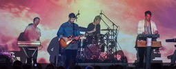 LIVE: Tycho v Roxy - precizní minimalismus bez zbytečné show
