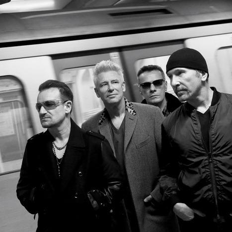 Nové album U2: k vydání v říjnu, k poslechu hned a zdarma