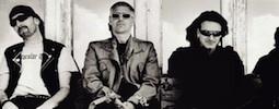 Členové U2 a Muse si