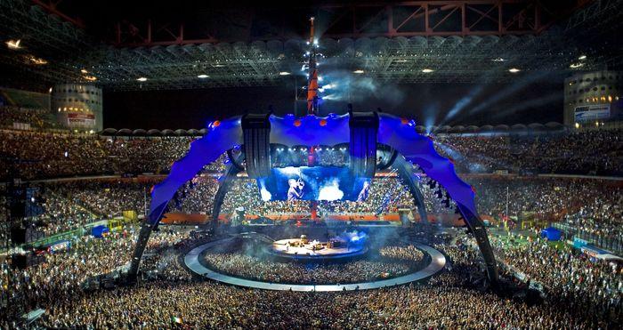 U2 přepisují dějiny, měli historicky nejúspěšnější turné