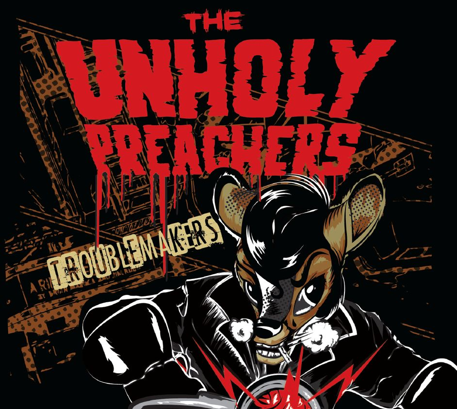 unholy front cover