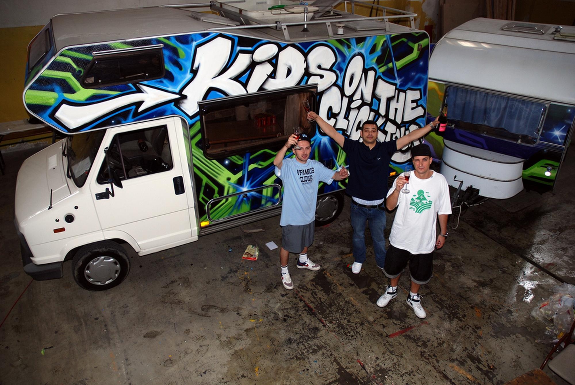 Urban Zone Party Edition: hiphopová klasika s Indy & Wich a beatboxová nálož od THePETEBOX