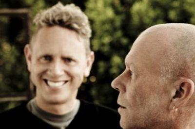 """Depešáci"" Vince Clarke a Martin Gore založili techno kapelu"