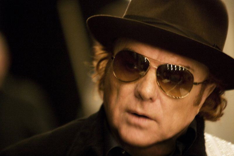 Van Morrison potěší v řijnu své příznivce novou deskou