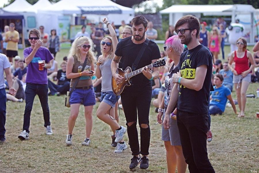 LIVE: Open Air Musicfest Přeštěnice v 15 obrazech