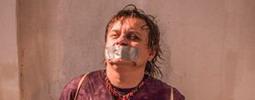 VIDEO: Vilém Čok trpí v Tarantinově filmu