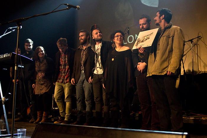 Další ceny rozdány: v Brně se udílela Vinyla
