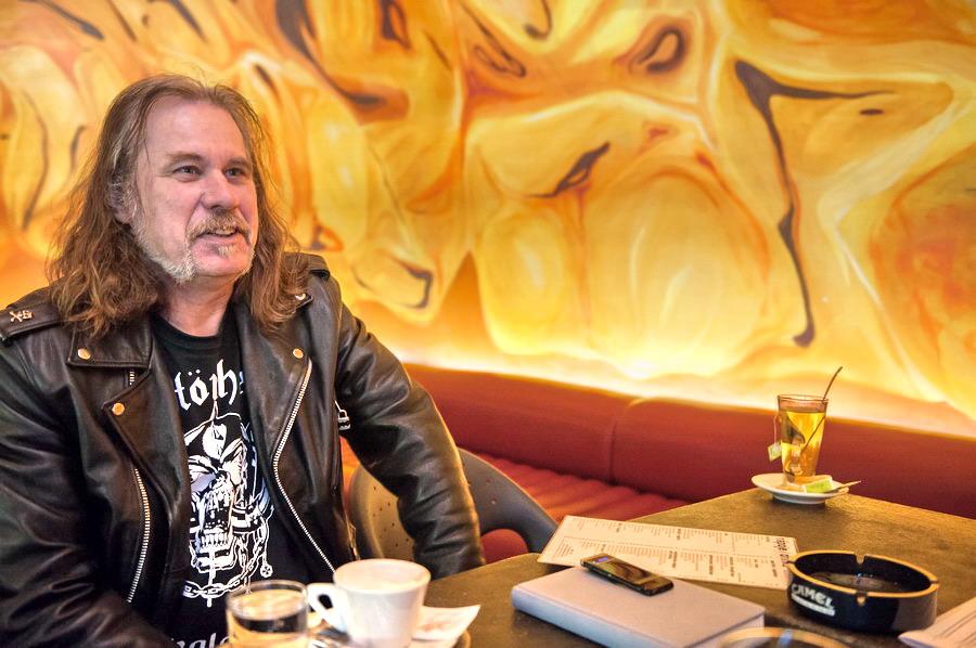 Visací zámek interview: Kytarový riff z Traktoru je opravdu nejlepší