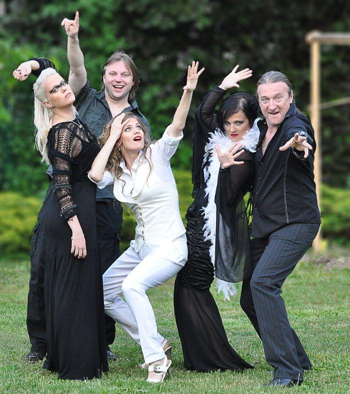 Vladivojna La Chia točí nové album, poslechněte si první singl