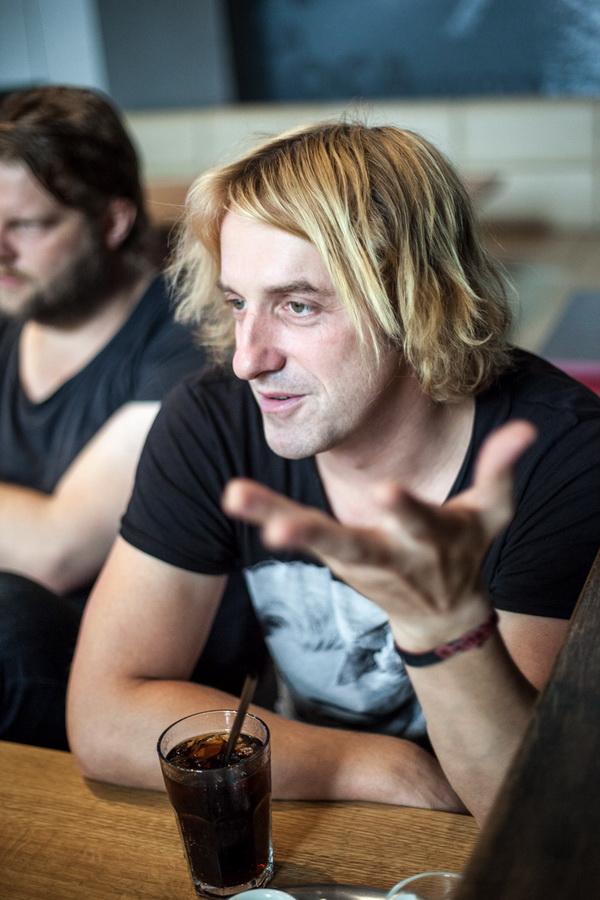 Vypsaná fiXa interview:  Nepotřebujeme vyprodat O2 arenu