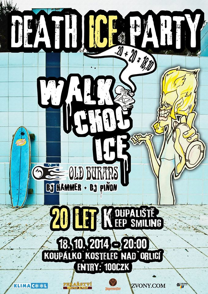 Walk Choc Ice