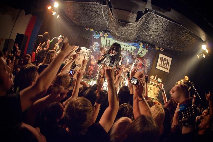 Praha si po roce zopakuje horovou noc: vrací se Wednesday 13