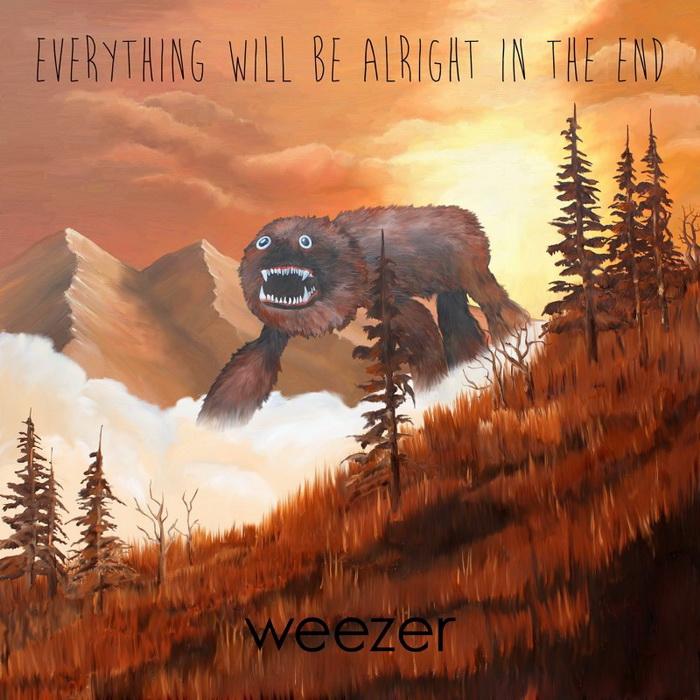 RECENZE: Weezer zabrali. Nakonec s nimi bude vše v pohodě