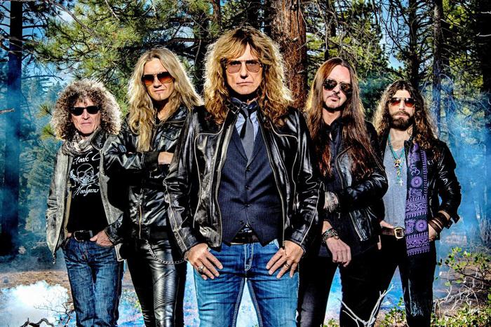 Whitesnake se po čtyřech letech vrátí do Česka i s novým albem