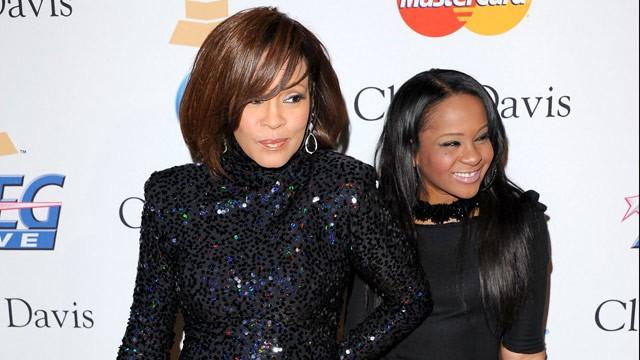 Dcera Whitney Houston chce hrát v biografii o své matce