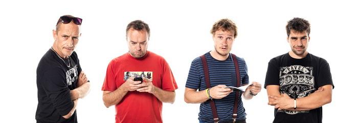 Wohnout interview: Chceme hrát v reklamě na pravou nohavici