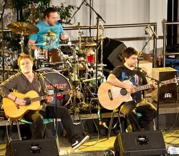 LIVE: Wohnout, kapela pro celou rodinu